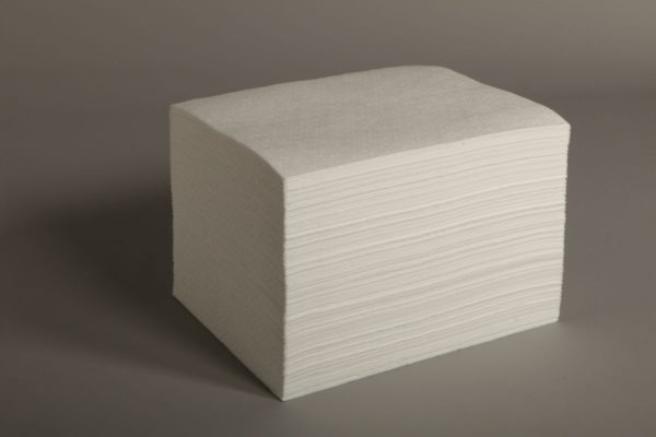 Ecospill Oil Spill Sheets (50cm x 40cm) - Oilfast